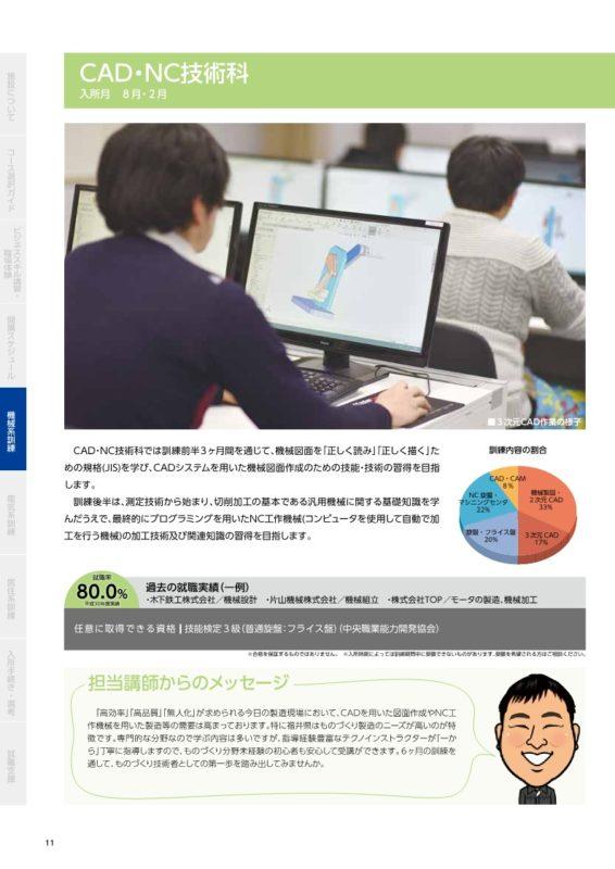 ポリテク福井CAD