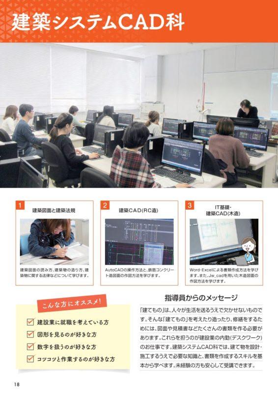 建築システムCAD科
